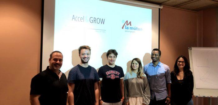 Inicia el primer programa de aceleración Accel&Grow