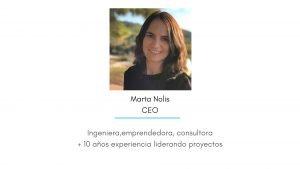 Marta Nolis - CEO